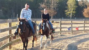 Horse riding lessons/trail riding in DeRidder, Louisiana