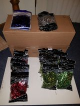 Voila Metallic Foil Shreds, 1.25-1.5 oz. Bags - NIP! in Bartlett, Illinois