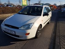 2002 Ford Focus Turbo Diesel *Station Wagon in Spangdahlem, Germany