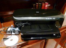 HP OFFICEJET 7000 COLOR PRINTER,prints up to 11x17,REPLACEMENT CARTRIDGES in Katy, Texas