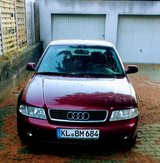 AUDI A4 in Ramstein, Germany