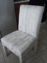 *REDUCED* DINING ROOM CHAIRS (4) in Beaufort, South Carolina