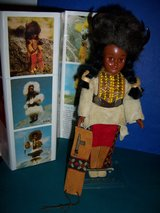 Vintage Sioux Indian Doll - Buffalo Dancer in Kissimmee, Florida