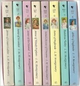 anne of green gables / L.M. Montgomery 1992 complete boxed set w/8 books in Fort Carson, Colorado