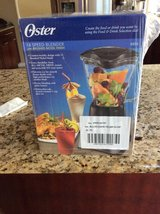 OSTER - Blender 14-Speed **NEW** in Fairfield, California