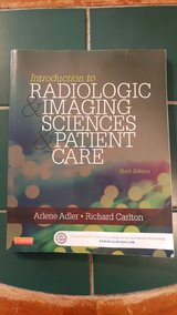 Radiologic Technology Textbook in Lackland AFB, Texas
