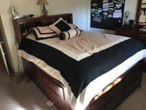 queen sized Dresser Bed in Travis AFB, California
