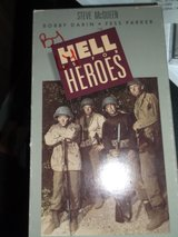 HELL IS FOR HERO'S VHS TAPE in Alamogordo, New Mexico