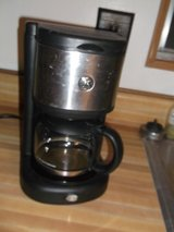 4 CUP GE DRIP COFFEE MAKER in Alamogordo, New Mexico