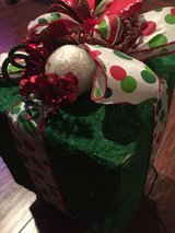 Green Lighted Gift Boxes in Plainfield, Illinois