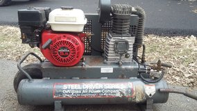 Steel Driver Series Compressor Honda Engine in DeKalb, Illinois