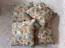 ACCENT PILLOWS - Set of 4! in Naperville, Illinois