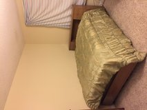 Double bed set in Barstow, California
