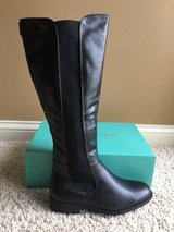 Women's Tall Leather Boots-Size 9 in Westmont, Illinois