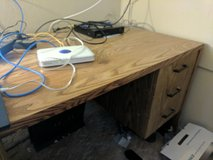 Sturdy Desk - Great Shape, but pressed wood in 29 Palms, California