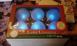 Color changing lights NIB in Camp Lejeune, North Carolina