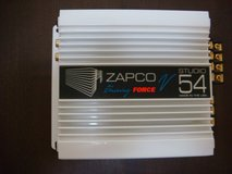 Zapco Studio 54 (White) Car Amplifier...RARE!!! in Okinawa, Japan