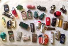 35 Collectible Butane Lighters in Camp Lejeune, North Carolina