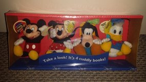 New!  Set of 4 Disney Friendly Tales Cuddly Board Books in Lockport, Illinois