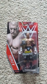 WWE Chase Figure TRIPLE H - NEW in Camp Lejeune, North Carolina