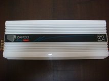 Zapco Studio 204 (White) Car Amplifier...RARE!!! in Okinawa, Japan