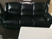 Recliner leather blend (3 seater) in Okinawa, Japan