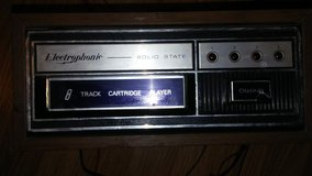 Electrophonic  8-Track Tape player in Las Cruces, New Mexico
