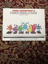John Thompson's Easiest Piano Course Part 1 in Ramstein, Germany