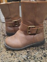 Nwot size5 toddler boots in Houston, Texas