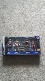 WWE 2012 HOF Class Elite Set - NEW in Camp Lejeune, North Carolina