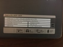 Acer M5-583-5859 i5 touch screen laptop in Fort Eustis, Virginia