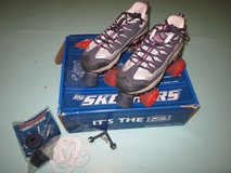 4 Wheelers by Sketchers Size 7 in Bolingbrook, Illinois