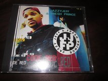Vintage Jazzy Jeff & Fresh Prince CD Code Red in Chicago, Illinois