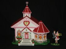 Department 56 Chapel of Love The original Snow Village Valentines in Naperville, Illinois