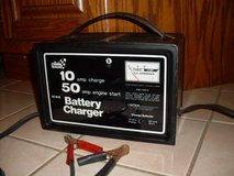 Sears 12 Volt Battery Charger. Works Great! in Joliet, Illinois