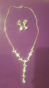 Necklace and earring set in Houston, Texas