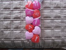 Package of 10 heart shape boxes in Chicago, Illinois