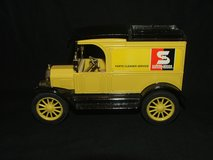 Diecast Safety Kleen 1913 Ford Model T Delivery Van Bank in Lockport, Illinois