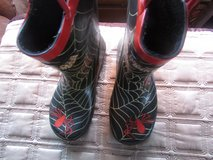 Spidermans Boots size 11/12 in Chicago, Illinois