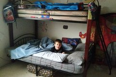 Twin over Full Bunk bed in Fort Bliss, Texas