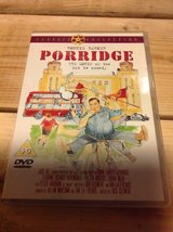 x2 DVDs The best of.. The Two Ronnies & PORRIDGE The Movie in Lakenheath, UK