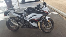 2014 Kawasaki Ninja 300 ABS in 29 Palms, California