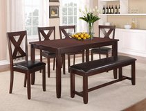 NEW! QUALITY URBAN STYLING DINING SET in Vista, California