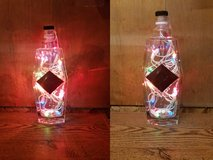Diamond Front Lighted bottle in Kankakee, Illinois