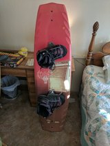 Hyperlight Era 147 Wakeboard in 29 Palms, California