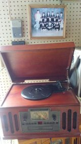 Record player in Lockport, Illinois
