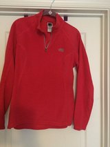 Northface 1/4 Zip Fleece (M) in Camp Lejeune, North Carolina