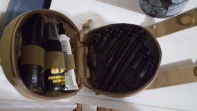 Weapon cleaning kit in Fort Campbell, Kentucky