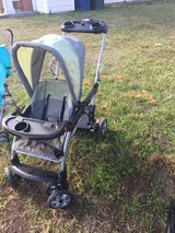 Sit and stand stroller in Hinesville, Georgia