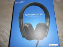 """BlueAnt """"Embrace"""" stereo headphones New in Box in Fort Bragg, North Carolina"""